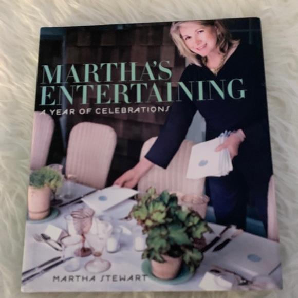 Martha Stewart's a year of entertaining!